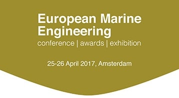 European Marine Engineering Conference and Awards - logo